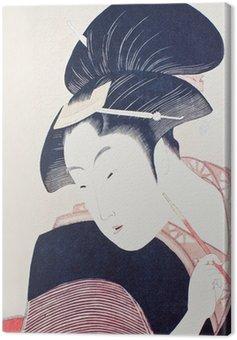 浮世絵 Canvas Print
