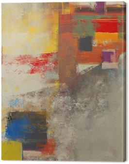 Абстракция Canvas Print
