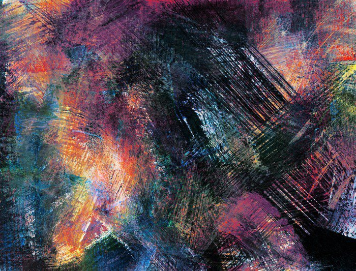Canvas Print Abstract backgrounds - Graphic Resources