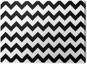 Abstract geometric zigzag seamless pattern. vector
