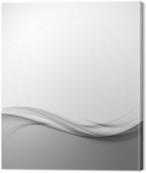 Abstract gray background Canvas Print