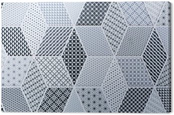 abstract mosaic tile for wall and floor