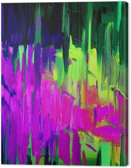 abstract oil painting on canvas for interior, patern, fund, patron