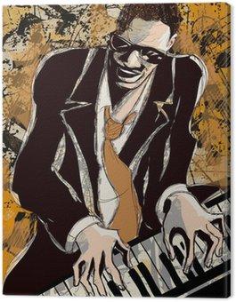 afro american jazz pianist