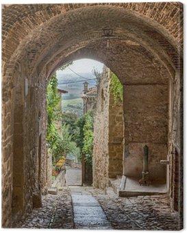 antique Italian alley
