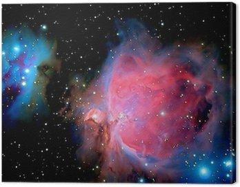 Canvas Print astronomy