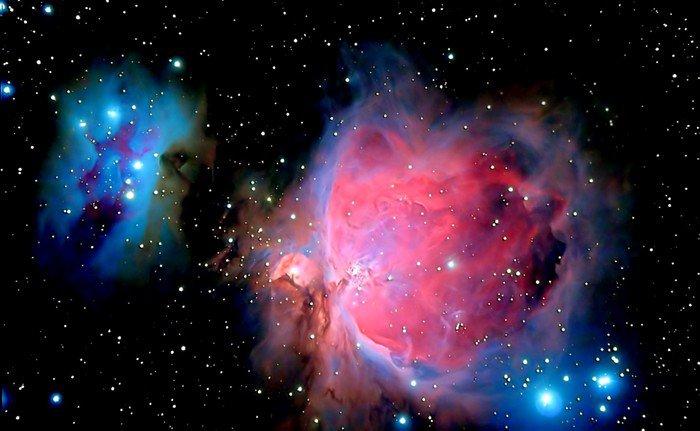 astronomy Canvas Print - Stars