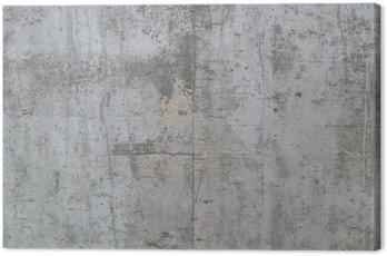 Canvas Print beton
