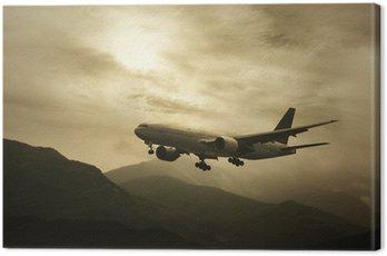 Big Passanger Plane