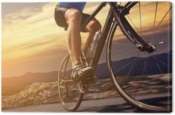 Canvas Print Bike