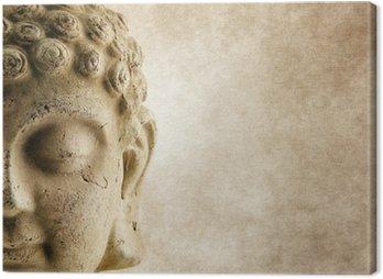 Buddha Grunge Face