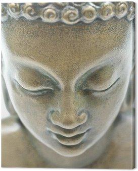 Canvas Print Buddha portrait