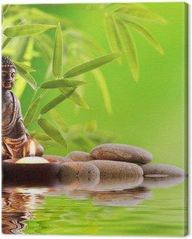 Canvas Print Buddha Zen