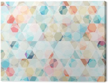 cell diamond seamless pattern