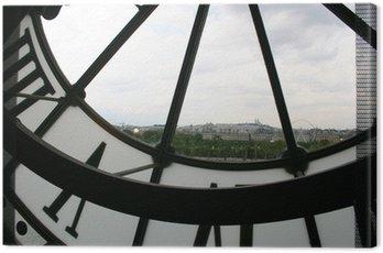 clock of musee de orsay