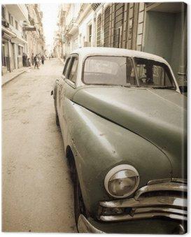 Cuban antique car