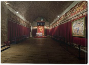 Dover castle kings throne room