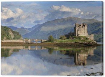 Canvas Print Elian Castle