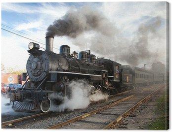 Canvas Print Essex Steam Train