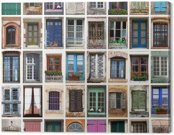 finestre collage