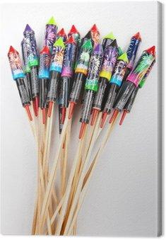 Fireworks, rockets