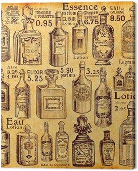 Flacons et parfums