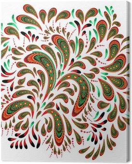 Floral patterned element 2