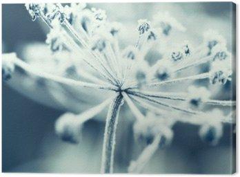 Canvas Print flower