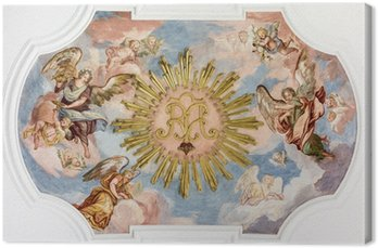 fresco angels