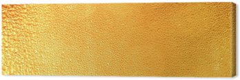 Canvas Print gold Texture