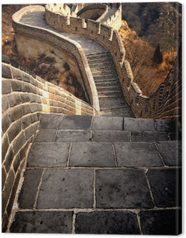 Canvas Print Great Wall of China