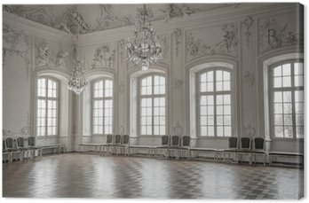 Hall in a palace