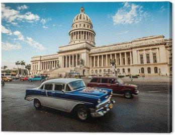 Havana, Cuba - on June, 7th. capital building of Cuba, 7th 2011.