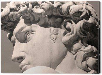 italian art , David by Michelangelo