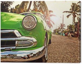 Kuba, Oldtimer in Havanna