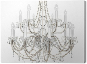 Luxury Glass Chandelier