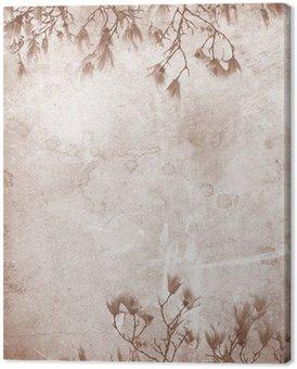 Magnolia vintage paper