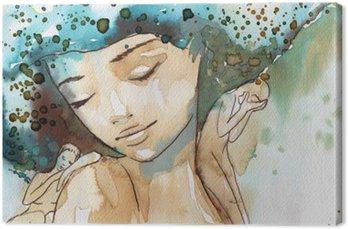 Canvas Print małe tęsknoty