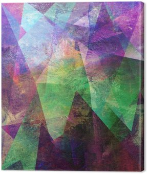 Canvas Print malerei graphik abstrakt