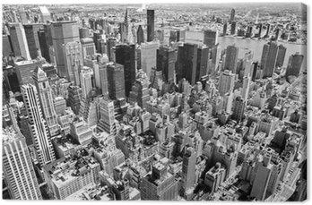 Canvas Print Manhattan, New York City. USA.