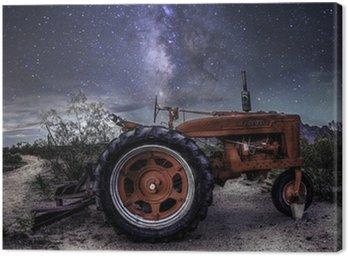 McCormick Farmall Tractor - Milky Way