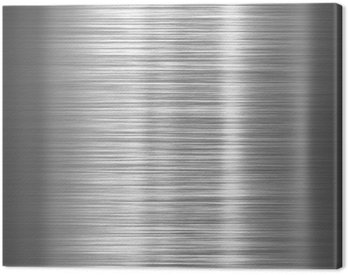 Metal background or texture Canvas Print