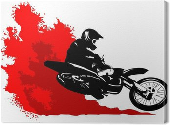 Canvas Print motored