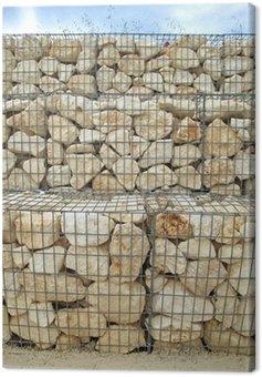 mur grillage cailloux cool a mzres with mur grillage cailloux good gabion livraison gratuite. Black Bedroom Furniture Sets. Home Design Ideas
