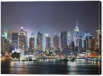 Canvas Print New York City Times Square