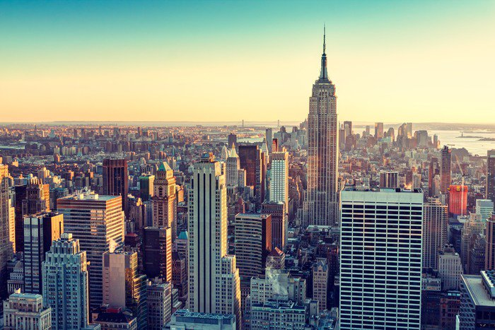 Canvas Print New York City -