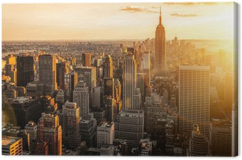 Canvas Print New York
