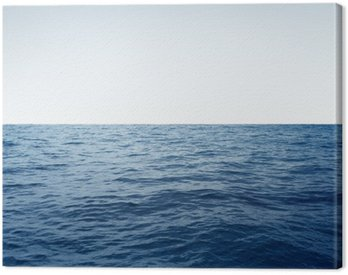 Canvas Print Ocean background