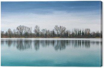 panorama lacustre