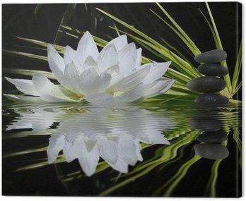 Canvas Print parfum de zen